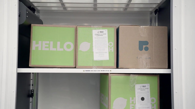 A Package's Journey: From Container to Customer