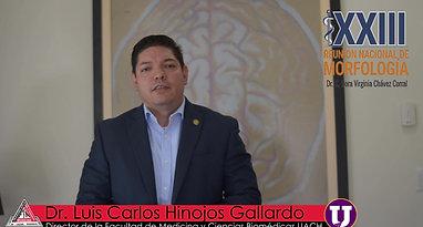 XXIII Reunión Nacional de Morfología - Chihuahua 2019 - Video Promocional