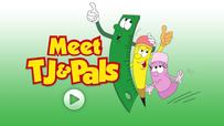Meet TJ and Pals - ENG