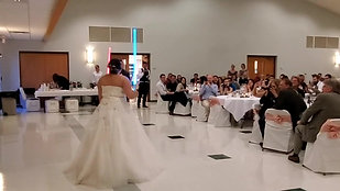 First Dance - Tackett Wedding