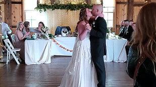 First Dance   Schlegel Wedding