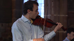 Telemann Paris Quartet in A major TWV 43:A1, 2nd Movement, Allegro