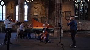 Handel Trio Sonata in B minor HWV 386 3rd Movement, Largo
