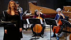 J.S. Bach - Aria: Parti pur e con dolore from BWV 209