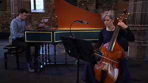 Handel Trio Sonata in B minor HWV 386 2nd Movement, Allegro