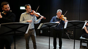 J.S. Bach - Aria: Ricetti gramezza e pavento from BWV 209