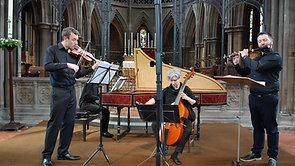 Telemann - Last movement from 'Paris Quartet' in e minor
