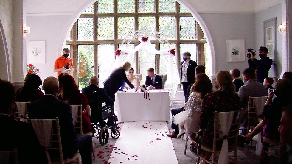Charlie and Kieran Wedding Highlights
