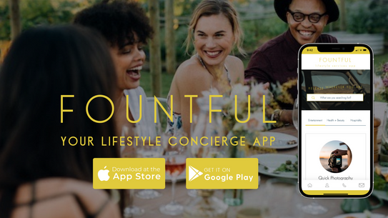 Booking with Fountful got easier.