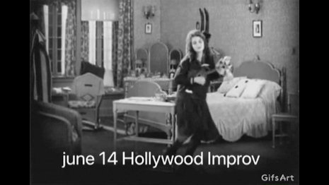 June 14 old timey promo