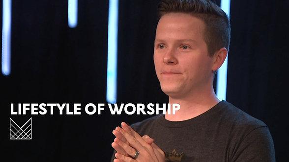 WK 3 -Lifestyle of Worship