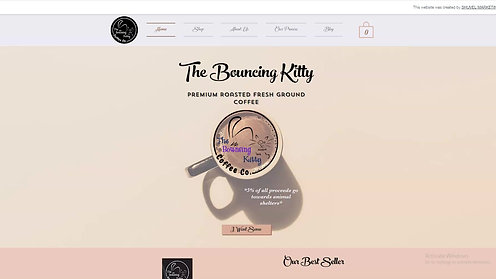 The Bouncing Kitty Coffee Co.