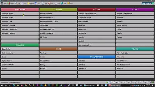 EasyDesktop 10