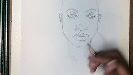 Portrait : Sketch