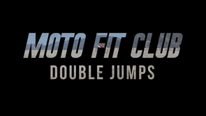 Motocross Double Jumps