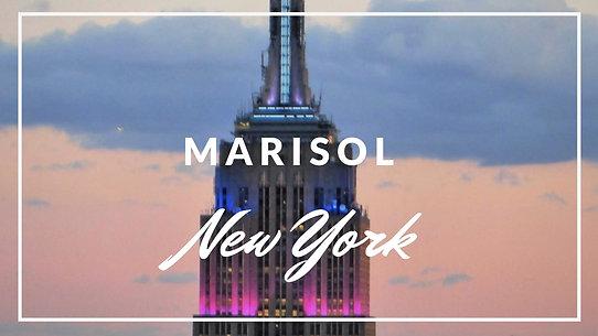 Testimonio Marisol, NYC USA