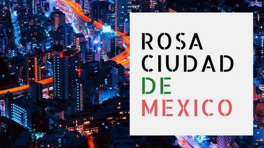 Testimonio Rosa, CDMX