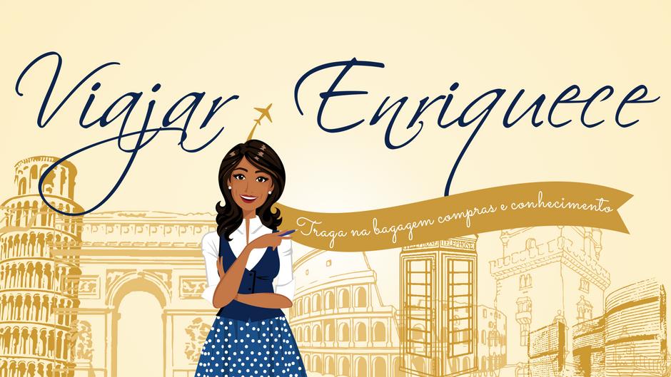 Viajar Enriquece