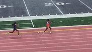 2017 AAU Jr Olympics 17-18YW 4x400 Relay