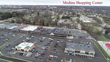 Medina Shopping Center Aerial Video