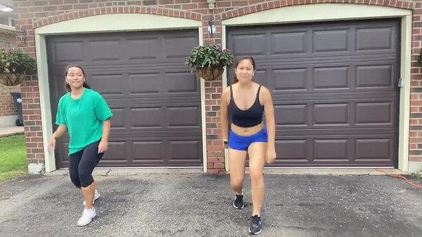 Aug 6 | Legs & Booty