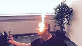 Fire skin Gel