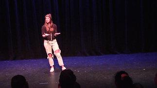 Meg Evans -Stand Up