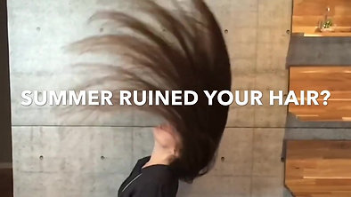 Summer Ruined Your Hair?