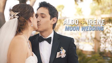Irene & Aldo - Moon Wedding
