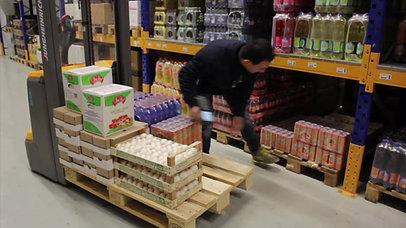 GP Food assortimento ordine