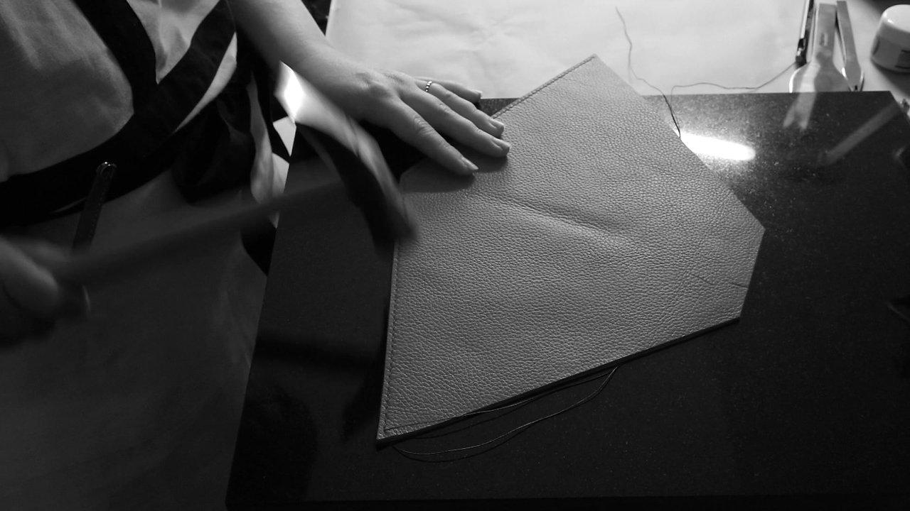 Taper les coutures par Emilie Bertrand