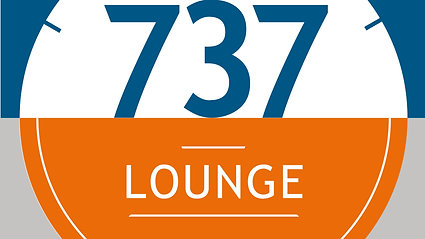 737 Lounge Webinar