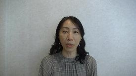 フォニックス講座指導員 前川理有子先生 自己紹介!