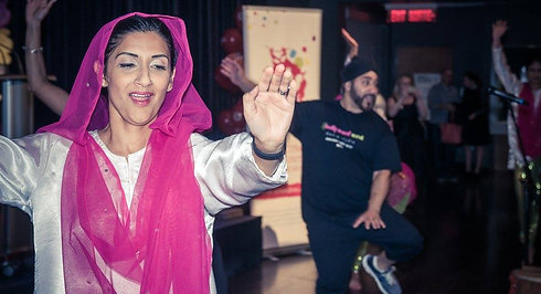 Bhangra Dance Classes for Adults & Kids