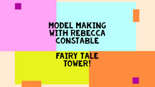 MODEL FAIRY TALE TOWER!