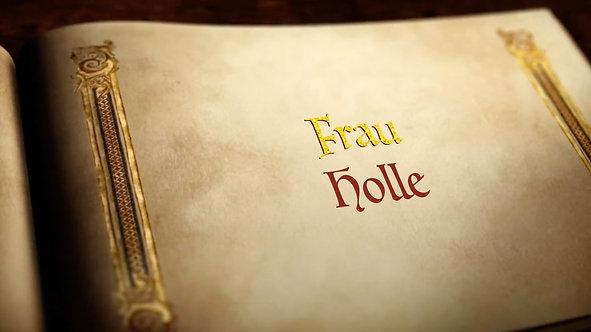 Redenzauber - Märchenhaft heiraten mit Frau Holle