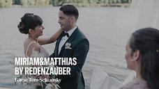 Freie Trauung von Miriam & Matthias mit Fotos von Tom Schiansky