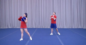 Cheer 2019- Game Day #1