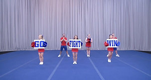 Cheer 2019- Game Day  # 3
