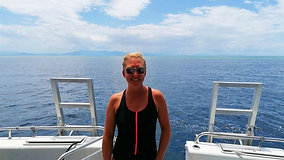 Scuba Diving The Great Barrier Reef!
