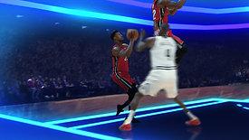NBA Pod - DRIVELAYUP