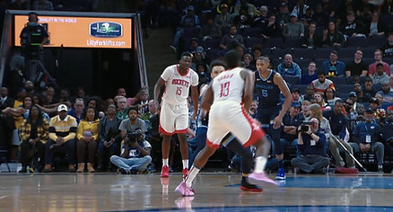 NBA Extraordinary (15 sec)