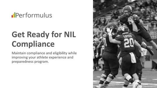 Performulus for NIL Webinar 5-26-21