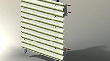 Exposed Fastener System