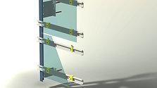 Concealed Fastener System
