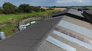aerial survey of roof