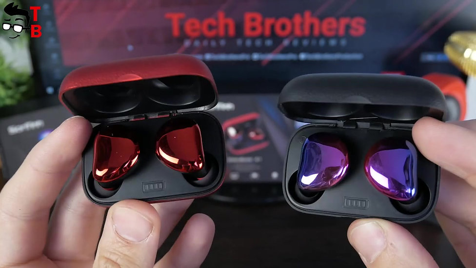 Sontinh CoolBuds2 REVIEW- Stylish TWS Wireless Earbuds!
