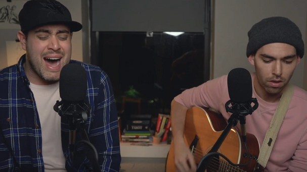 i'm so tired... Lauv & Troye Sivan | One-Take Acoustic Cover