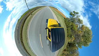 360 Tiny Planet, Jeep Ride