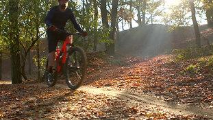 Mountainbiking Solcial